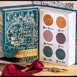 Storybook Eyeshadow Palette Little Robin Hood